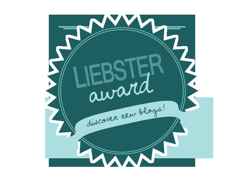 Der Liebster Award ! ☺