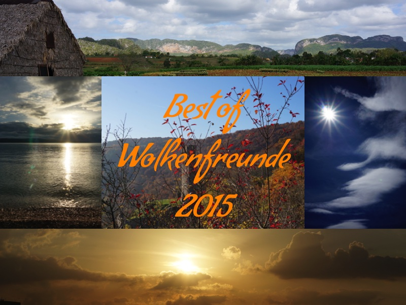 Best of Wolkenfreunde 2015