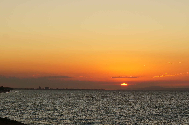 Sonnenuntergang in Varadero