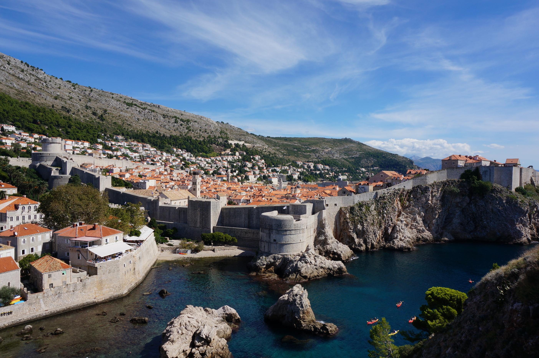 Dubrovnik – die Perle der Adria