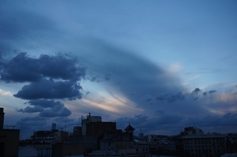 Abendstimmung in Barcelona & ein kleiner Geheimtipp…