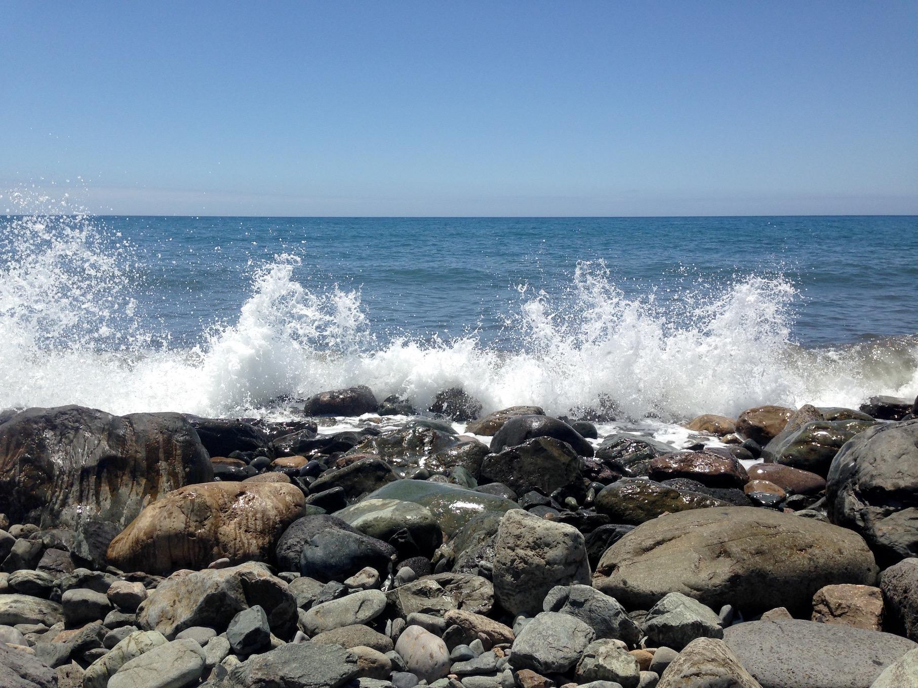 Steine wie Sand am Meer