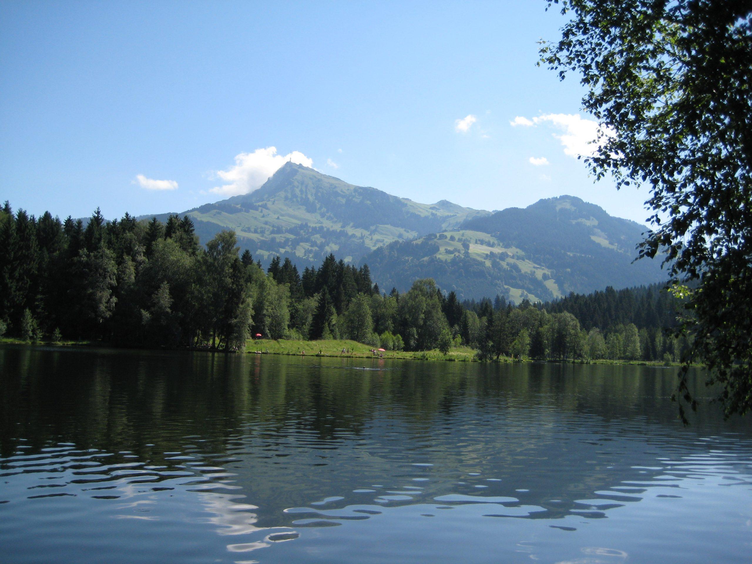 Schwarzsee b. Kitzbühel