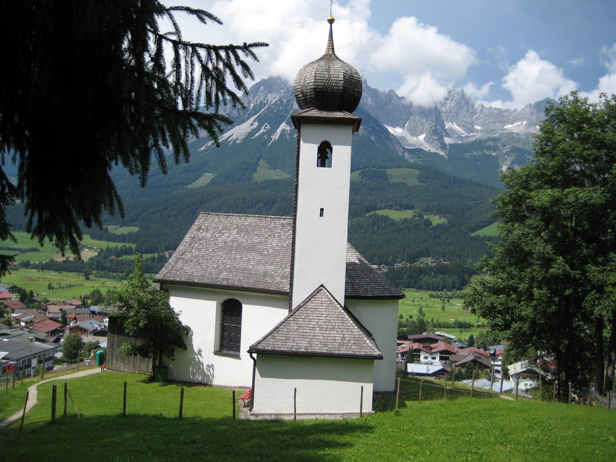 Ellmau Kapelle
