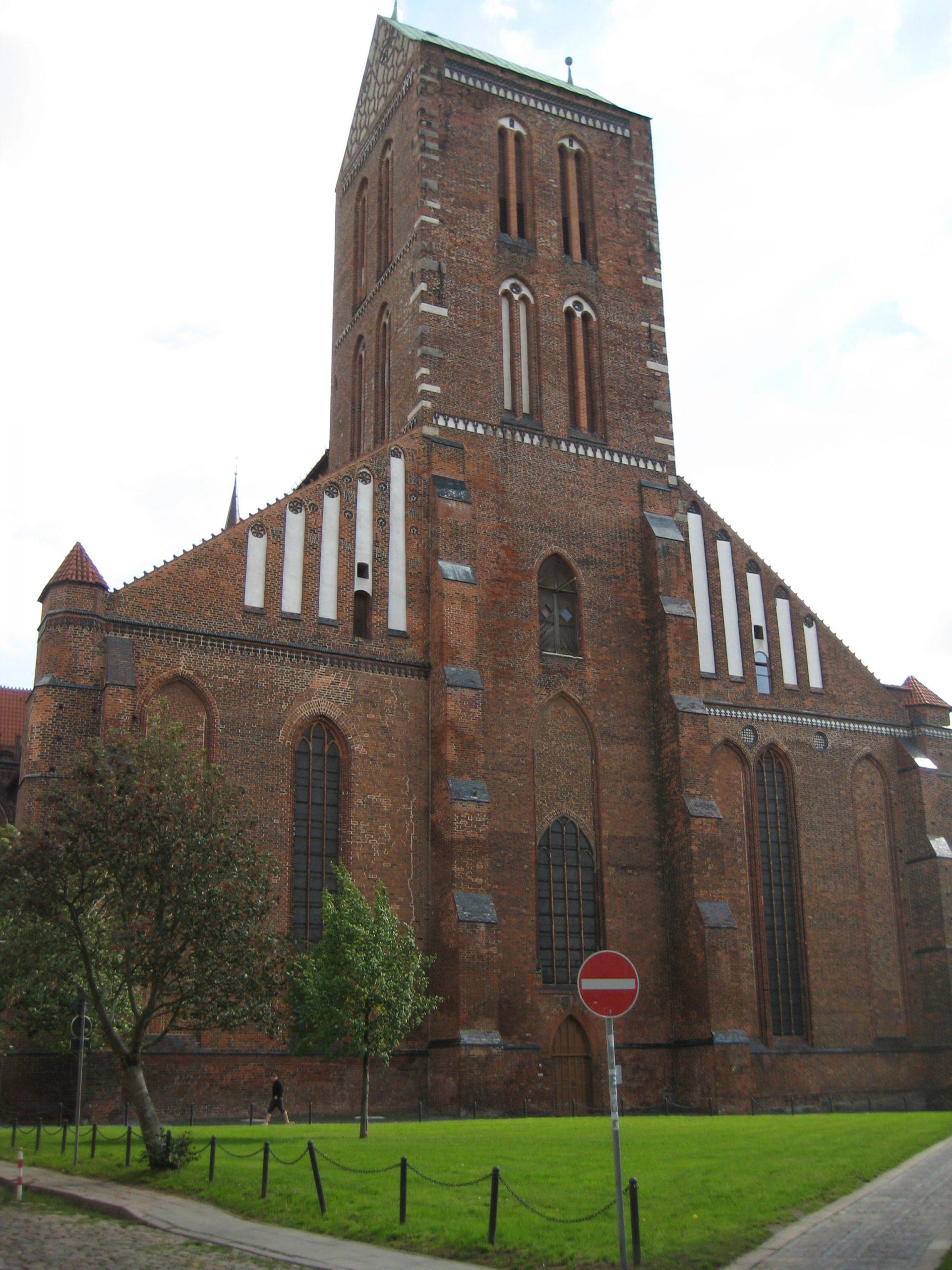 Wismar Nikolaikirche