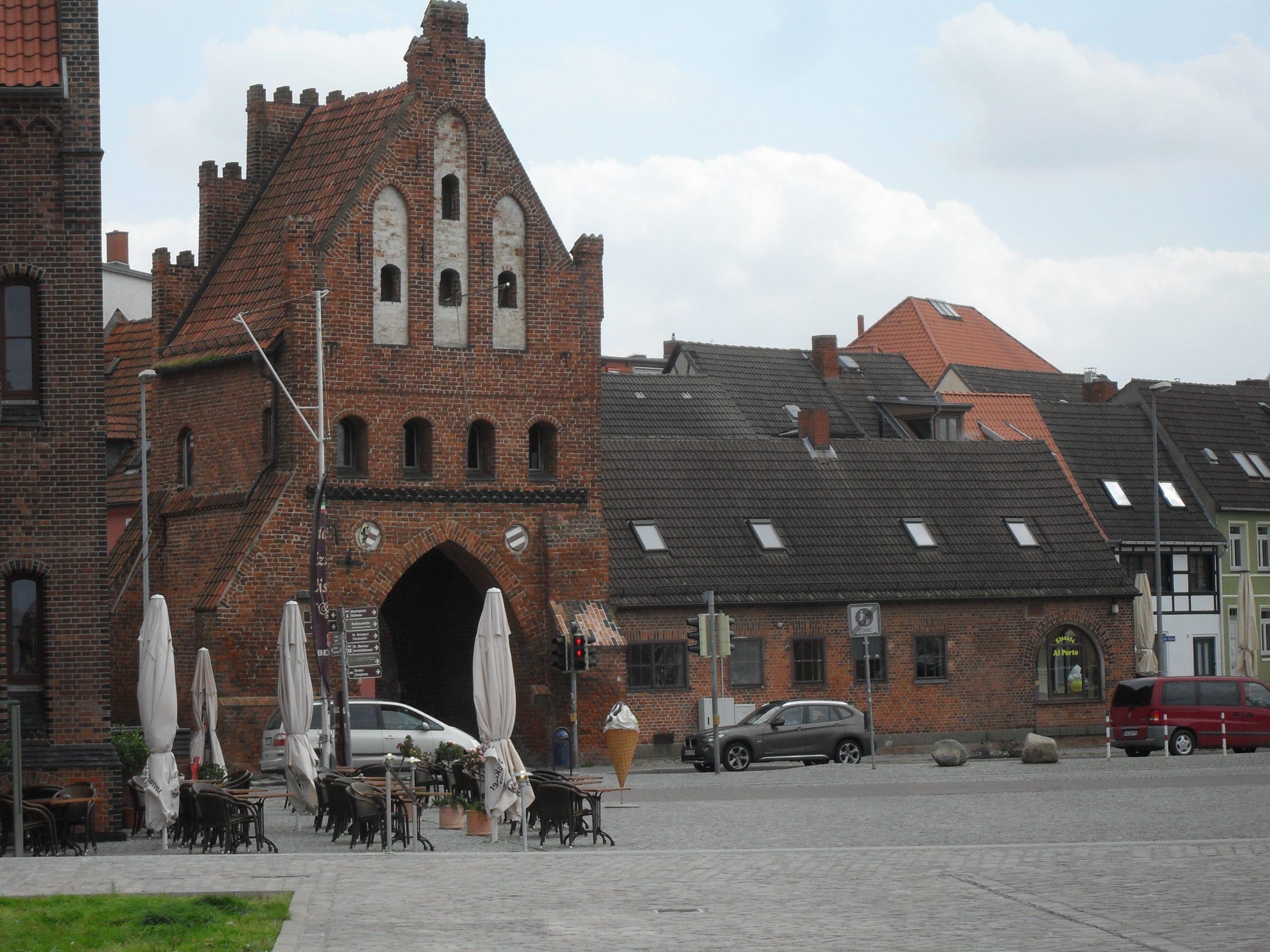 Wismar Wassertor