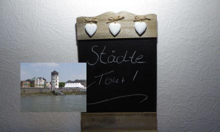 Wo der Rhein Niederrhein heißt, da  ………
