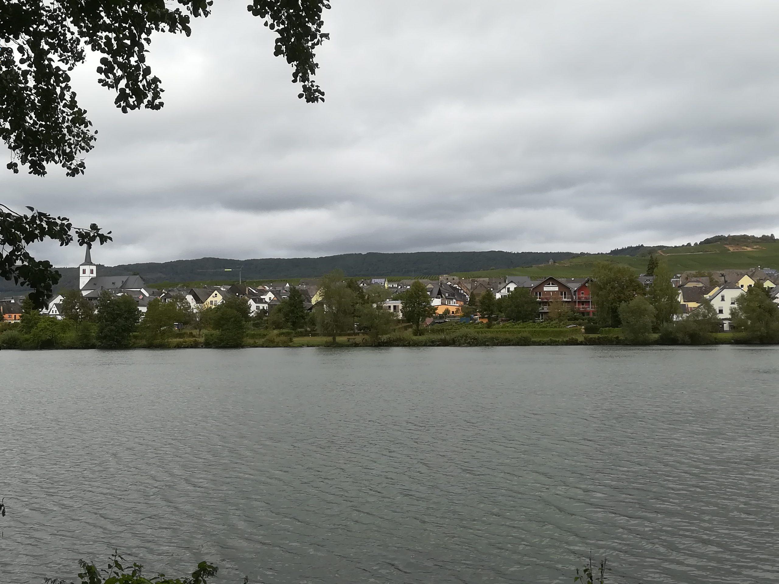Blick auf Minheim