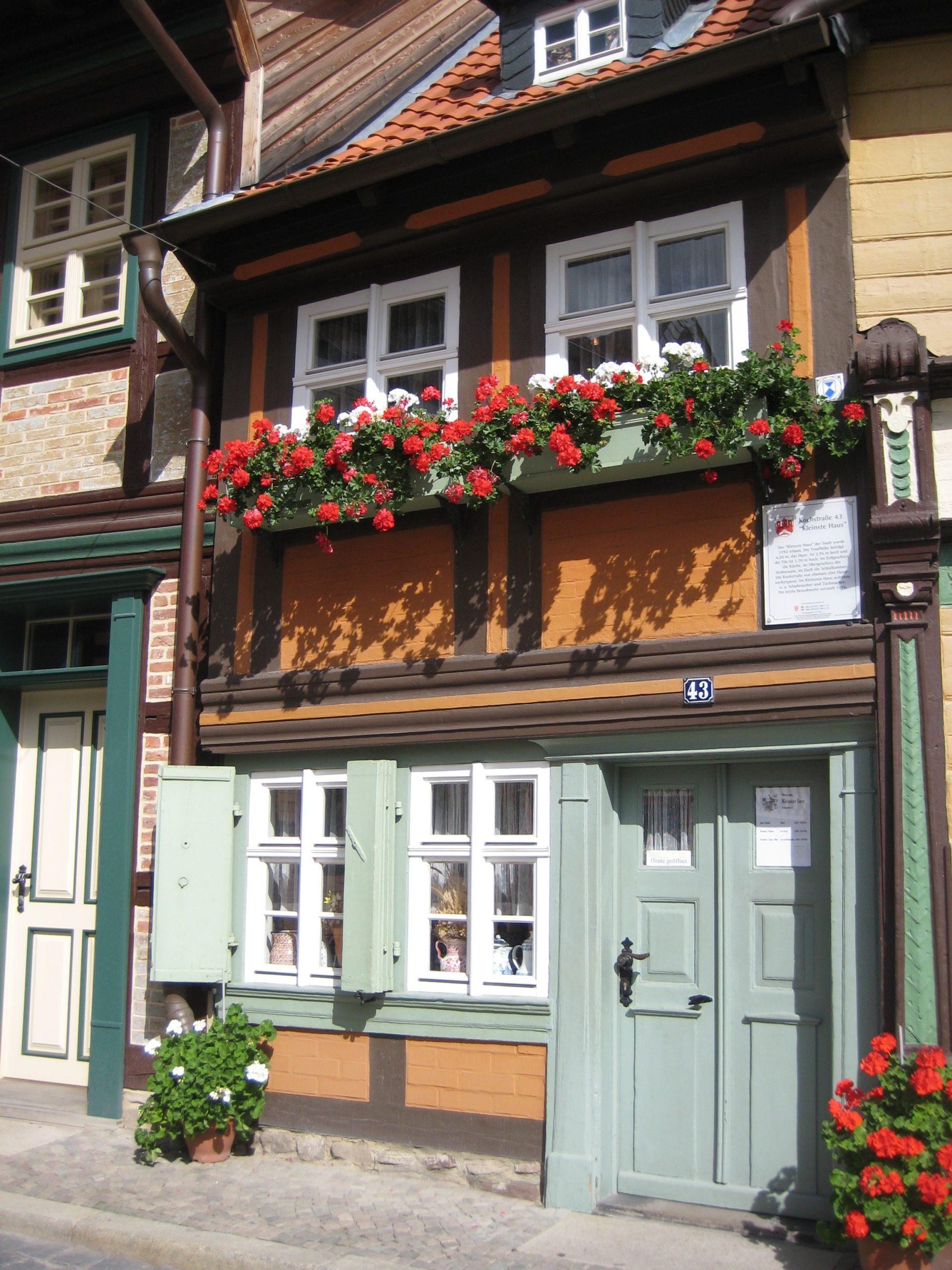 04 kleinstes Haus