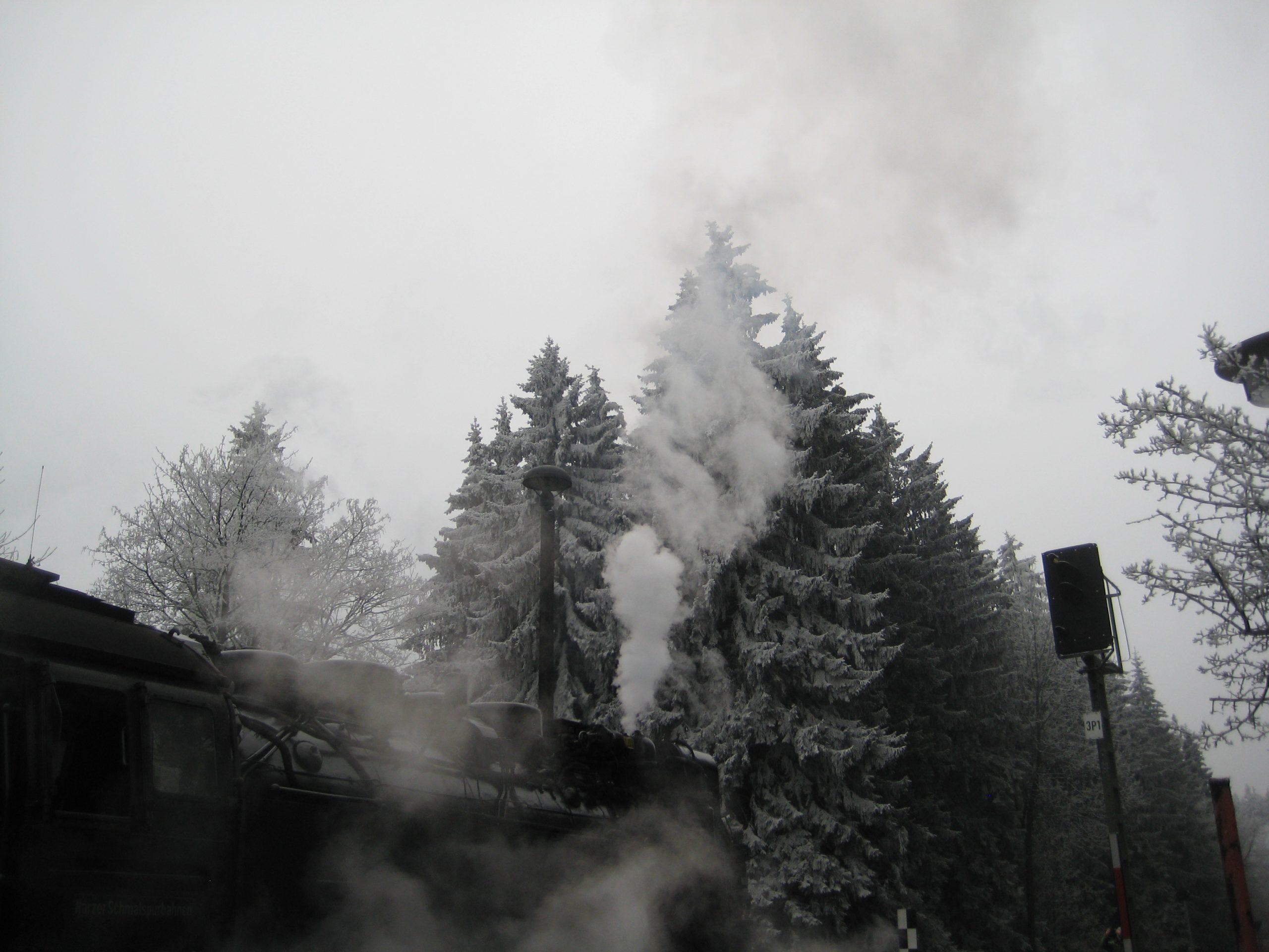 14 im Winter
