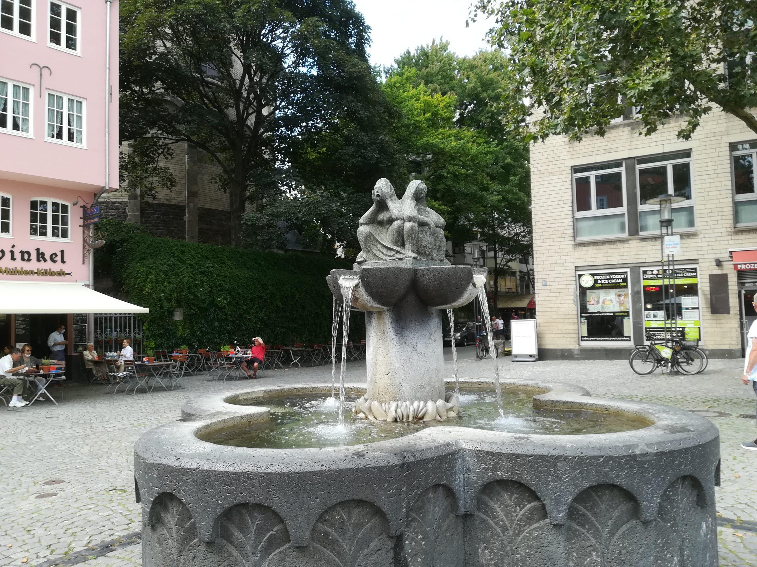 12 Brunnen am Fischmarkt